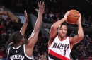 How Nets were left absolutely defenseless by Trail Blazers