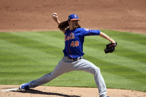 Mets Morning News: Encouraging signs from Jacob deGrom's spring deBut