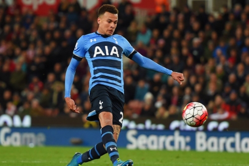 Dele Alli has 16 more Premier League goals than Jack Wilshere in 81 fewer games