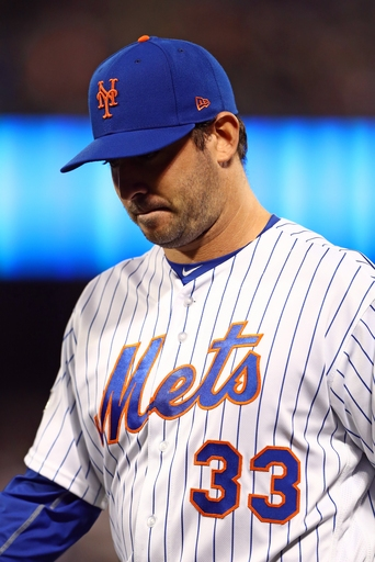 Harvey makes 1st start for Mets since surgery last July The Associated Press
