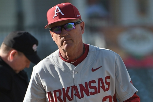 VIDEO: Dave Van Horn, Carson Shaddy recap Arkansas' 8-3 loss to Oklahoma State