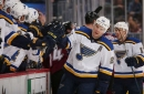 Blues Vs. Avalanche Recap: The Five Game Losing Streak is WAFFLEBOARDED AWAY.