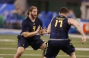 OG Dan Feeney talks about Browns' playing cards test during NFL Combine meeting