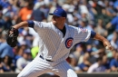 Levine: Cubs' Jon Lester Happy To Move On From First Spring Outing