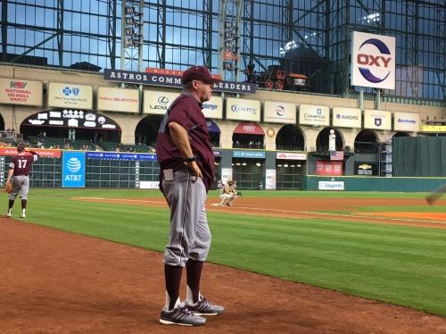 Aggie athletics notes: Texas A&M baseball team in good spot despite losses, but must eventually face TCU in postseason