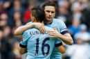 Former Man City star Frank Lampard names Sergio Aguero as best striker he's played with