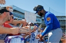 Hitless no more: Heyward homers, doubles to snap spring skid