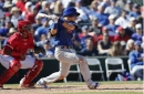 Arrieta debuts, Heyward homers as Cubs top Angels 13-10