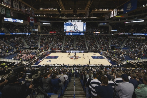 American Athletic Conference Tournament 2017 Bracket: Schedule, Start Times, TV Info, Odds