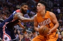 Preview: Suns vs. Wizards, 6:30 p.m., FOX Sports Arizona