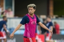 """Lee Nguyen Deemed """"Day-to-Day"""" Ahead of Revolution Home Opener"""