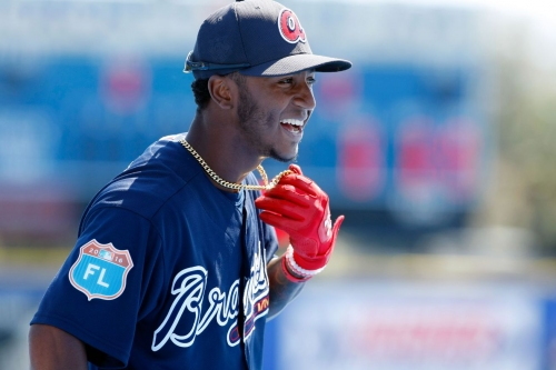 Ozzie Albies' debut delayed due to rescheduled doctor's appointment