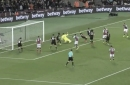 We all missed this tremendous goal line clearance by Victor Moses against West Ham!