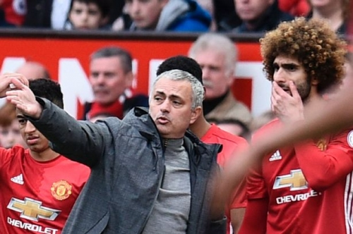 Manchester United player Marouane Fellaini discusses Jose Mourinho influence and proving Louis van Gaal wrong