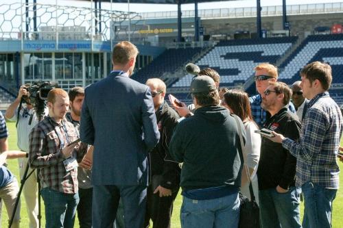 Sporting KC President Jake Reid: Stadium Expansion, Price Decreases, Fan Engagement