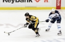 Pens Points: On a Plane Headed West