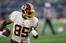 Redskins re-sign tight end Vernon Davis to 3-year contract