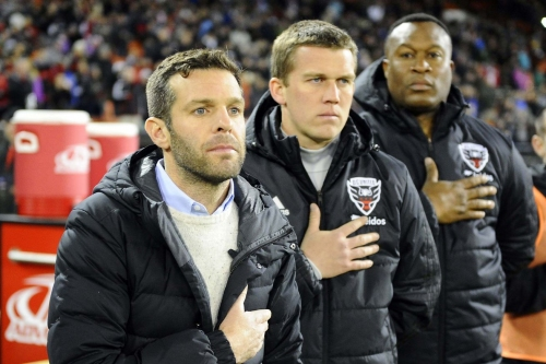 D.C. United vs. Sporting KC Community/Site Player Ratings