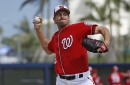 Max Scherzer experiments with new 3 finger grip after knuckle injury