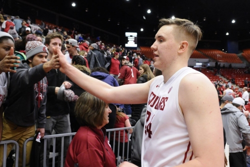 Hawkinson named Pac-12 Scholar Athlete of the Year