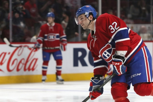 Canadiens lines at practice: Brian Flynn joins the injured list