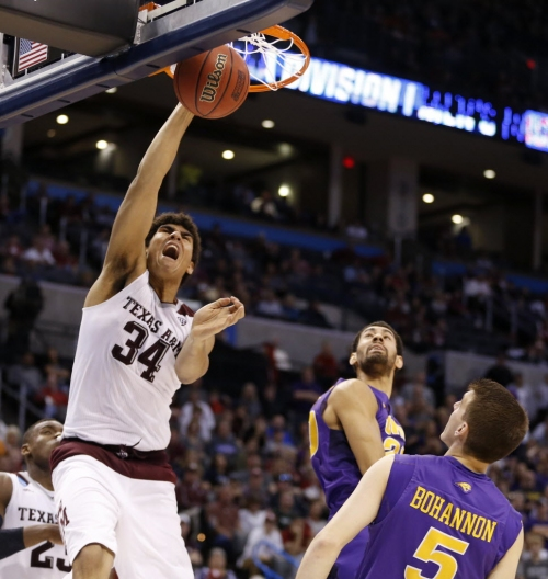 Texas A&M trying to stick to simple plan against Vanderbilt in SEC tourney