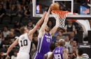 Kings 104, Spurs 114: Tank You Very Much