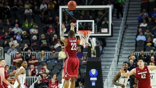 WSU falls to Colorado 73-63 in Pac-12 Tournament