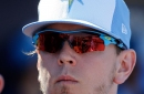 Tampa Bay Rays spring training game twelve lineups against the Colombian National Team