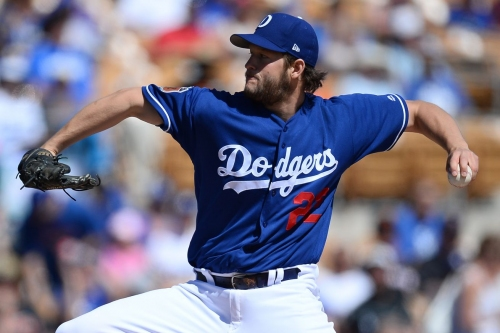 NL West: Kershaw remains hitless in spring training