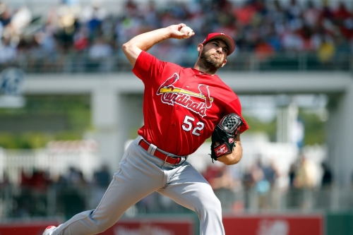Rediscovering Michael Wacha's changeup