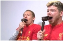 Watch Liverpool stars Lucas and Moreno provide hilarious commentary to 2-0 win over Tottenham