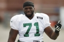 Jets re-sign Ben Ijalana, source confirms. Will he start at left tackle?