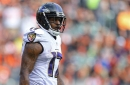 Baltimore Ravens pick up Mike Wallace's option