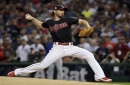 Josh Tomlin goes above and beyond Thursday in Cleveland Indians' 5-4 loss to Angels
