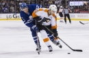 Andersen helps Maple Leafs top Flyers 4-2 The Associated Press