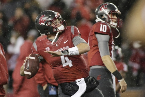 For second-straight year, QB Luke Falk named team MVP at WSU's football banquet