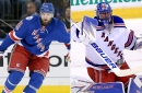 Rangers decide to give Nash and Lundqvist a break