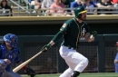 What should the Oakland A's lineup look like in 2017?