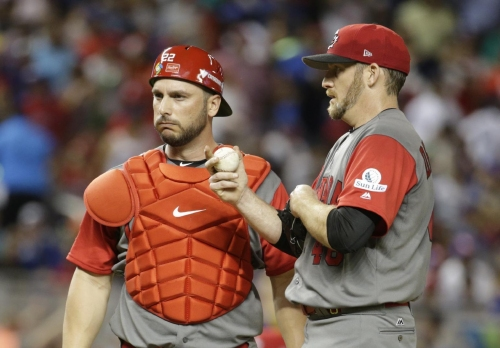No regrets: Dempster gets rocked in return from retirement The Associated Press
