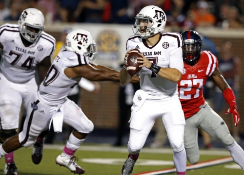 Texas A&M spring issue No. 1: Fifth quarterback competition in six years raises many questions about future