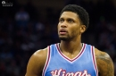 Rudy Gay is recovering well, but his future with the Kings remains uncertain