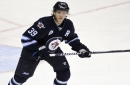 Jets Enstrom out indefinitely