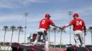 Yunel Escobar away from Angels camp to become US citizen