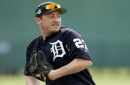 Tigers' Jordan Zimmermann feels 'strong' despite his pitching line in loss to Blue Jays