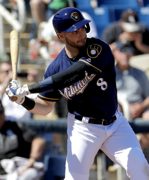 Ryan Braun lets fan keep bat from his spring training debut The Associated Press