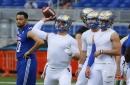 University of Tulsa football: Quarterback Dane Evans proves himself at TU Pro Day