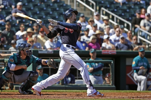Prospects shine: Seven things we learned Friday as Cleveland Indians beat Giants, 7-6