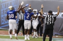 Tulsa football Pro Day notebook: Keevan Lucas embraces underdog status