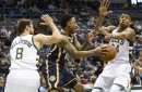 Bucks vs. Pacers Final Score: Milwaukee Coasts to Victory over Indiana, 99-85